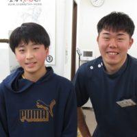 尼崎市在住のH・T様(男性/12歳/小学生)