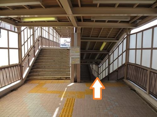 JR立花連絡橋の写真
